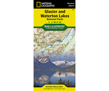 215 :: Glacier and Waterton Lakes National Parks
