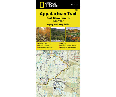 1510 :: Appalachian Trail, East Mountain to Hanover [Vermont]