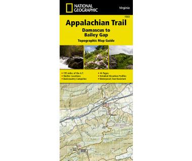 Appalachian Trail, Damascus to Bailey Gap [Virginia]