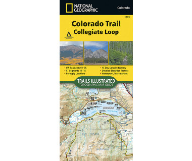 1203 :: Colorado Trail, Collegiate Loop
