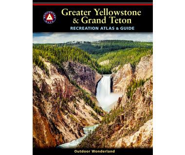 Greater Yellowstone & Grand Teton Recreation Atlas [1st edition]