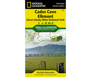 316 :: Cades Cove, Elkmont: Great Smoky Mountains National Park