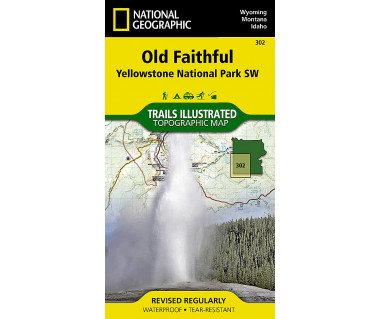 302 :: Old Faithful: Yellowstone National Park SW