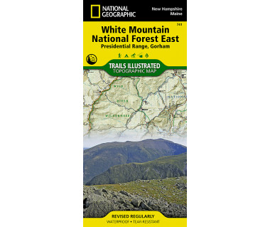 741 :: White Mountain National Forest East [Presidential Range, Gorham]