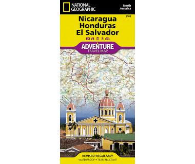 3109 :: Nicaragua, Honduras, and El Salvador