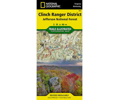 793 :: Clinch Ranger District [Jefferson National Forest]
