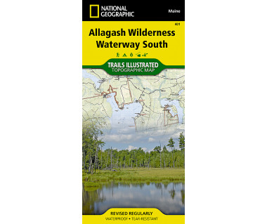 401 :: Allagash Wilderness Waterway South