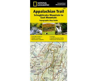1509 :: Appalachian Trail, Schaghticoke Mountain to East Mountain [Connecticut, Massachusetts]