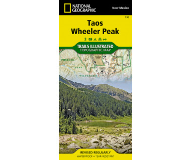 730 :: Taos, Wheeler Peak