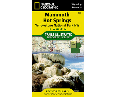 303 :: Mammoth Hot Springs: Yellowstone National Park NW