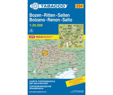 TAB034 Bolzano-Renon/Bozen-Ritten