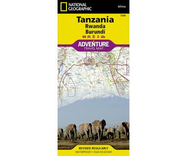 Tanzania, Rwanda and Burundi