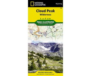 720 :: Cloud Peak Wilderness