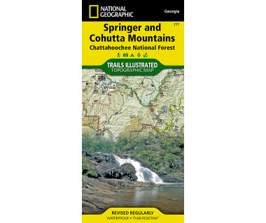 777 :: Springer and Cohutta Mountains [Chattahoochee National Forest]