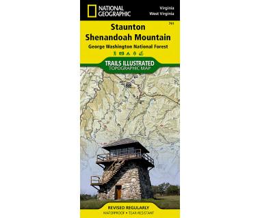 791 :: Staunton, Shenandoah Mountain [George Washington and Jefferson National Forests]