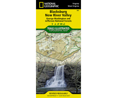 787 :: Blacksburg, New River Valley [George Washington and Jefferson National Forests]
