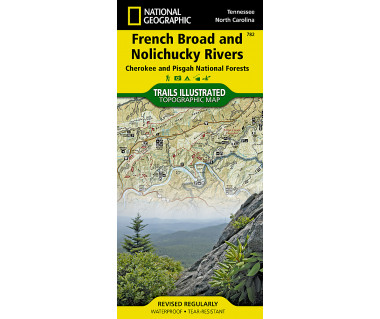 782 :: French Broad and Nolichucky Rivers [Cherokee and Pisgah National Forests]