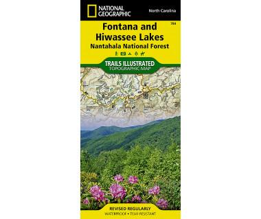 784 :: Fontana and Hiwassee Lakes [Nantahala National Forest]