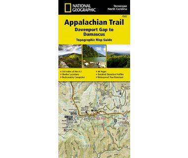 1502 :: Appalachian Trail, Davenport Gap to Damascus [North Carolina, Tennessee]