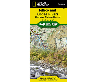 781 :: Tellico and Ocoee Rivers [Cherokee National Forest]