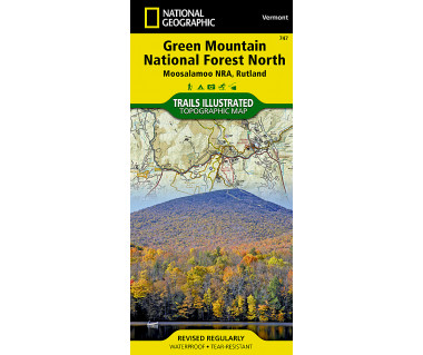 747 :: Green Mountain National Forest North [Moosalamoo National Recreation Area, Rutland]