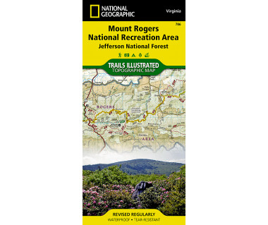 786 :: Mount Rogers National Recreation Area [Jefferson National Forest]
