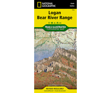 713 :: Logan, Bear River Range
