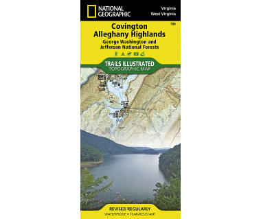 788 :: Covington, Alleghany Highlands [George Washington and Jefferson National Forests]