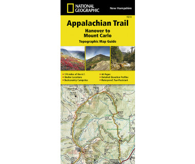 1511 :: Appalachian Trail, Hanover to Mount Carlo [New Hampshire]