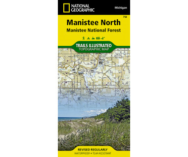 758 :: Manistee North [Manistee National Forest]