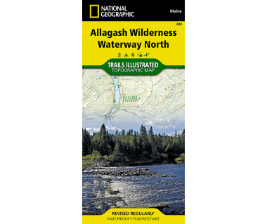 400 :: Allagash Wilderness Waterway North
