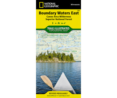 752 :: Boundary Waters East [Canoe Area Wilderness, Superior National Forest]