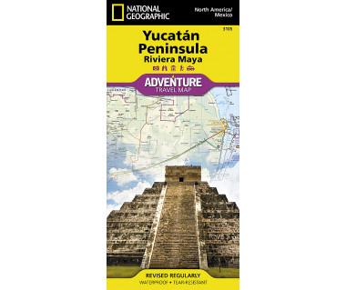 Yucatan Peninsula: Riviera Maya [Mexico]