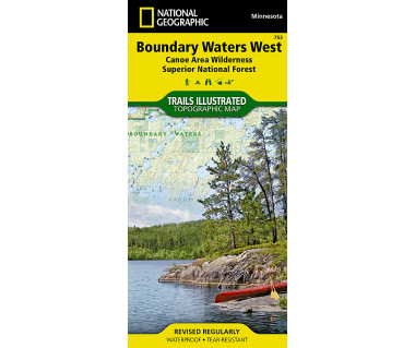 753 :: Boundary Waters West [Canoe Area Wilderness, Superior National Forest]