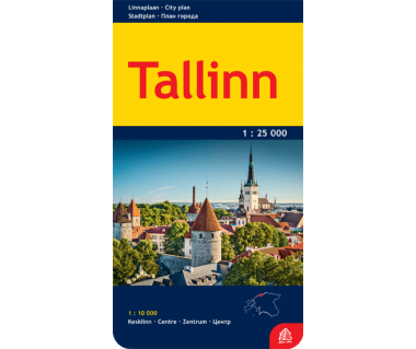 Tallinn 1:25.000