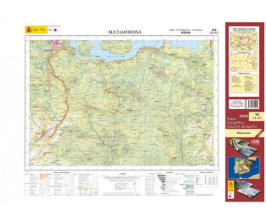Zell am See, Kaprun - Mapa turystyczna