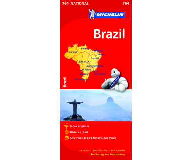Brazil - Mapa