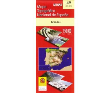 Stiavnicke vrchy, Javorie - Mapa turystyczna