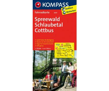 K 3047 Spreewald, Schlaubetal, Cottbus