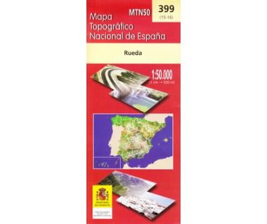 Dominican Republic, Haiti - Mapa wodoodporna