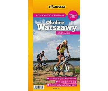 Okolice Warszawy rekreacyjne trasy rowerowe