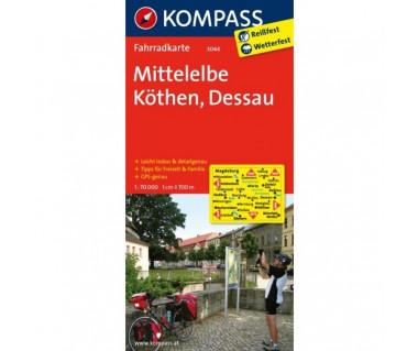 K 3044 Mittelelbe, Kothen, Dessau