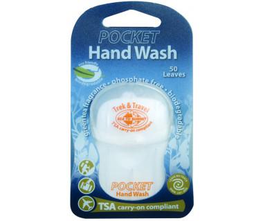 Mydło kieszonkowe do rąk Pocket Hand Wash 50 listków