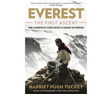 Everest. The first ascent