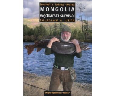 Mongolia. Wędkarski survival