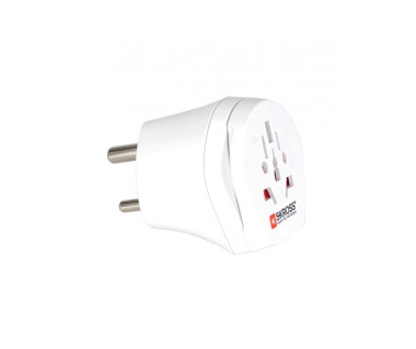 Wtyczka Single Travel Adapter India & Europe