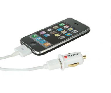 Ładowarka samochodowa Midget Plus Micro USB 2.1A