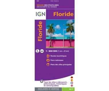 Florida - Mapa