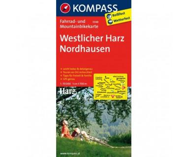 K 3048 Westlicher Harz, Nordhausen