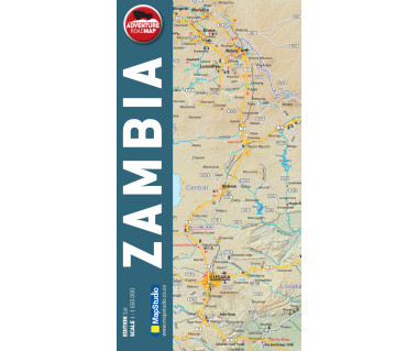 Zambia road map